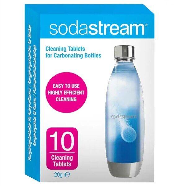 Sodastream rengöringstabletter - 10st