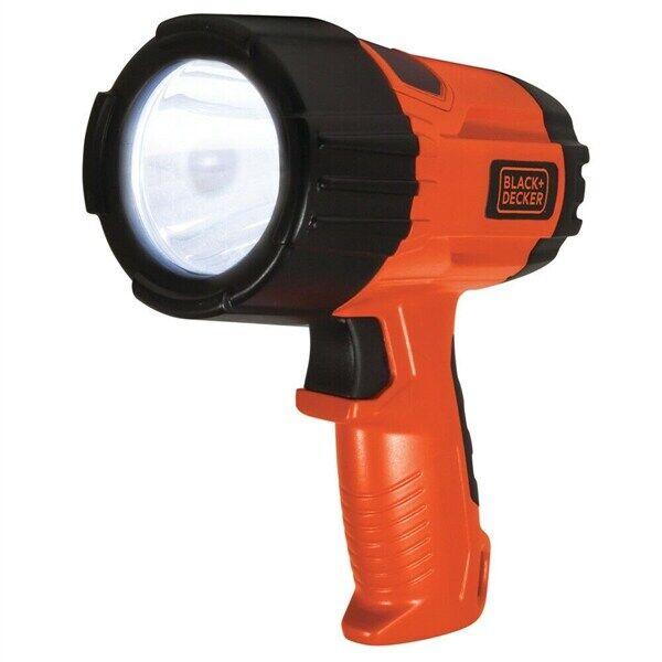 24hshop Black & Decker LED Spotlight Taskulamppu
