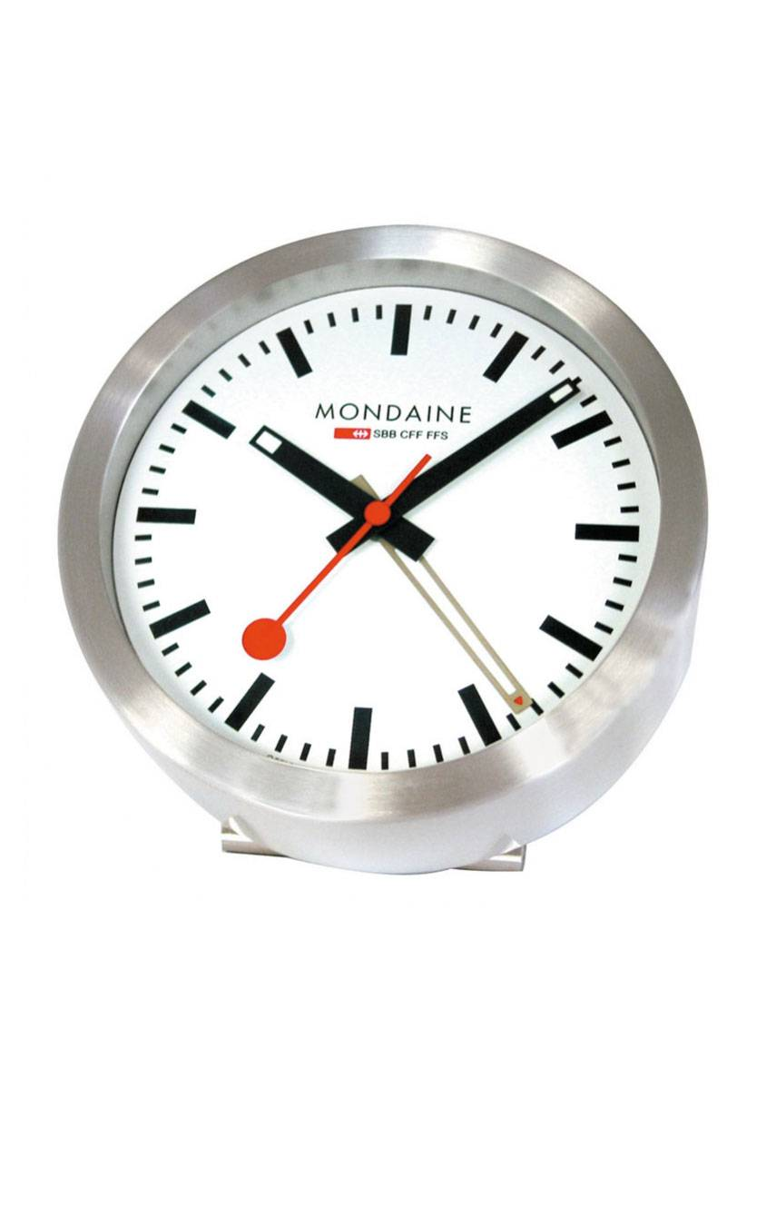 MONDAINE ROUND MINI CLOCK