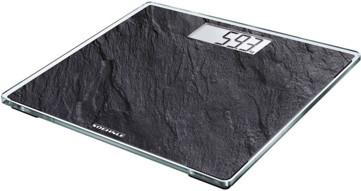 Soehnle henkilövaaka Style Sense Compact 300 Slate