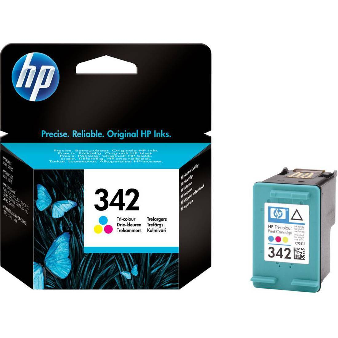 HP C9361ee No.342 Tri-Color