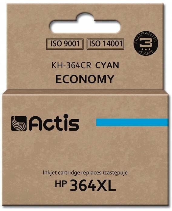 ACTIS ink and toner cartridgeKh-364cr Cyan Hp 364xl Cb323eeKh-364cr Cyan Hp 364xl Cb323ee