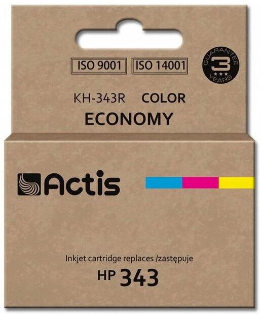 ACTIS ink and toner cartridgeKh-343r Tri-Color Hp 343 C8766eeKh-343r Tri-Color Hp 343 C8766ee
