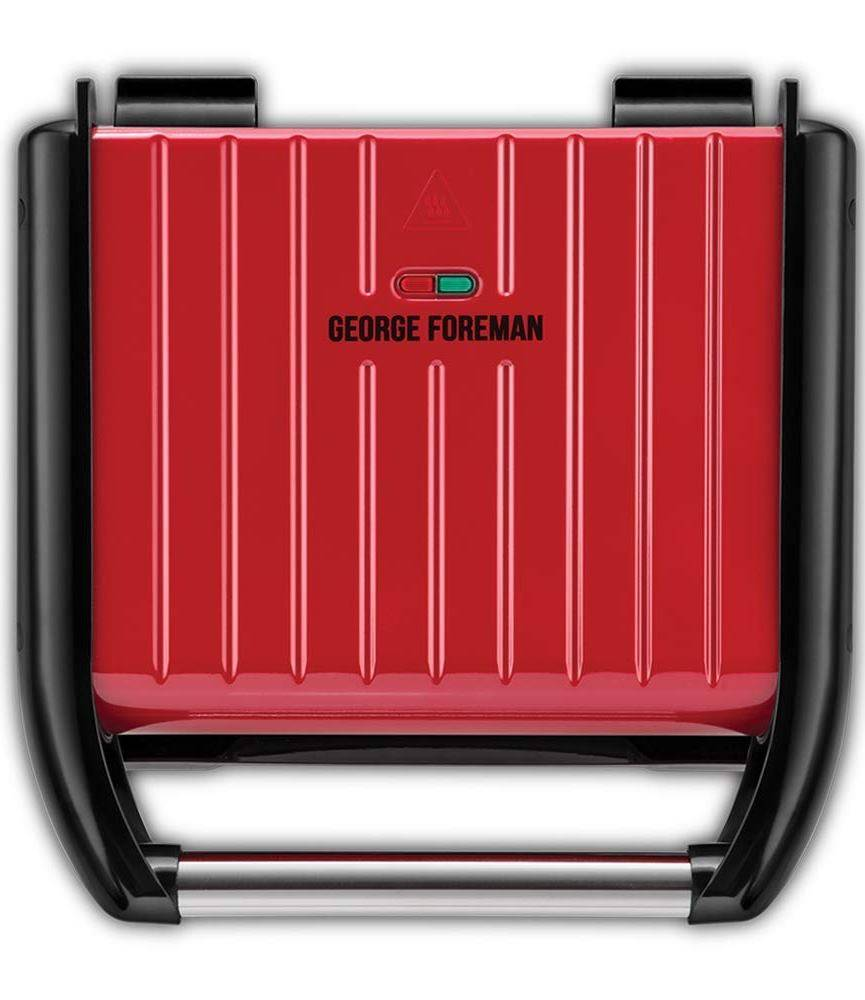 Russell Hobbs Gf Steel Grill Family - Red