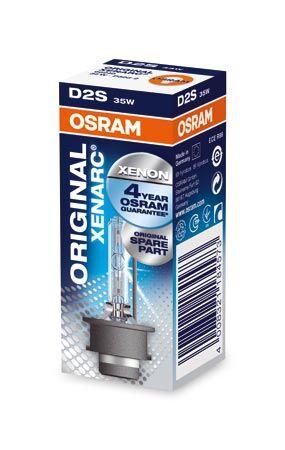 Osram D2s 66240 35w P32d-2 Fs1 Original