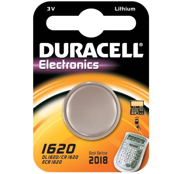 Duracell Cr1620 1-Pack