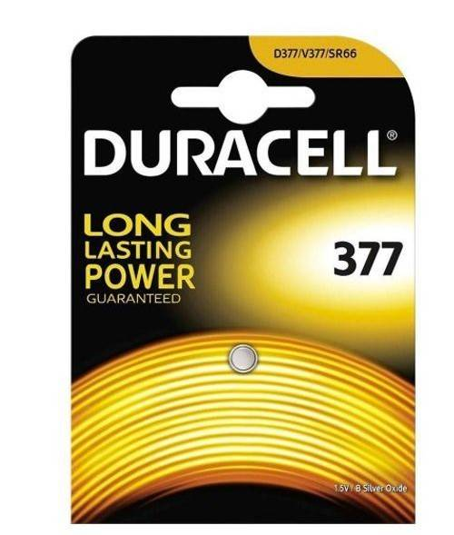 Duracell Sr66/ 377