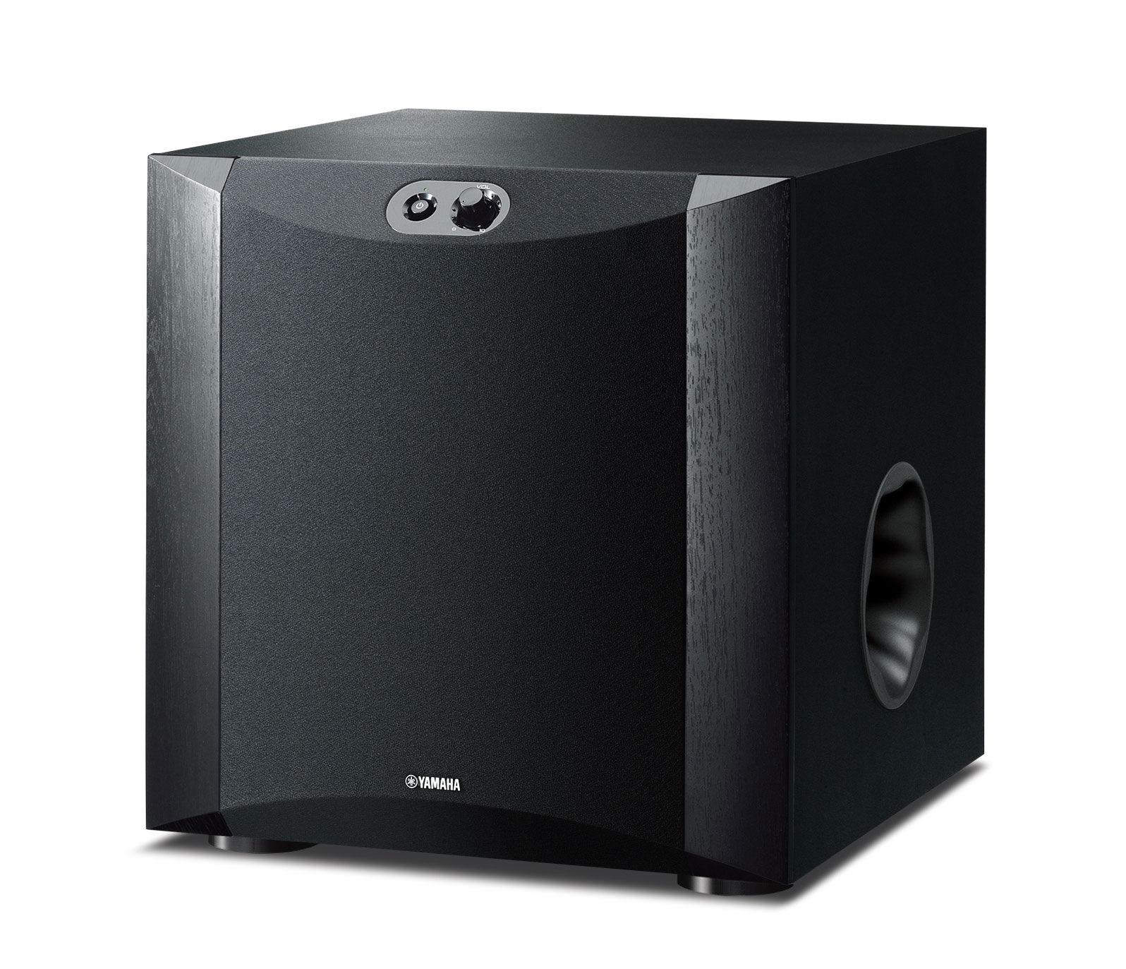 Yamaha Ns-Sw300 (Black)