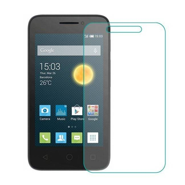 """Blun Extreeme Shock 2.5d Alcatel One Touch Pixi 4,0"""""""