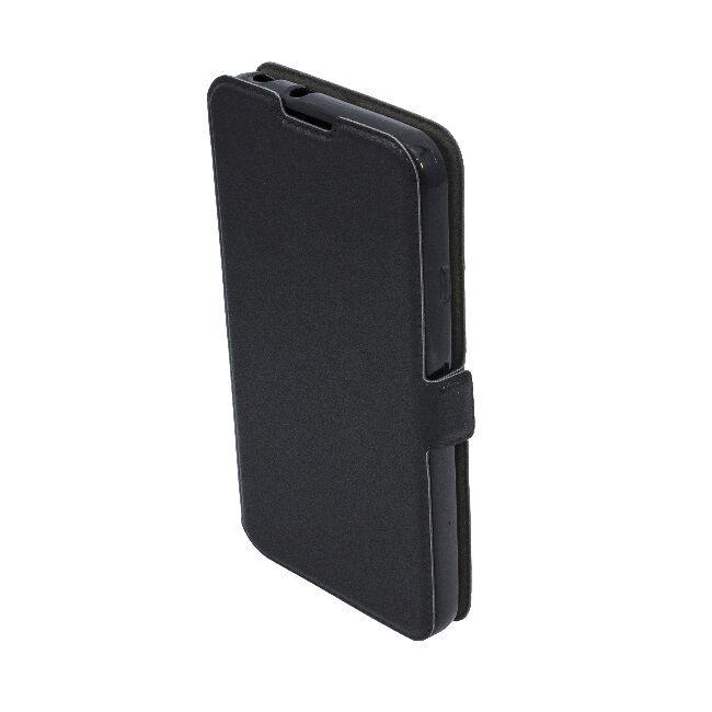 "Telone Book Flip Case Alcatel C7 One Touch"" (Musta)"
