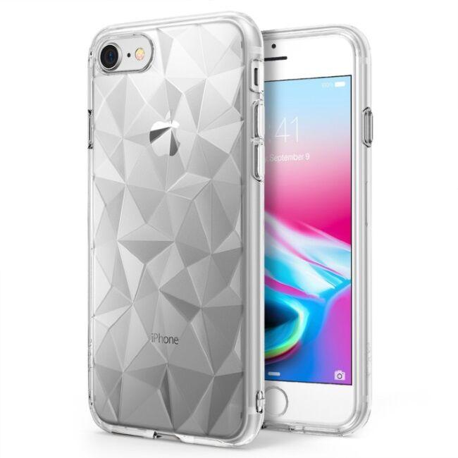 "Blun suoja 3d Prism Form Case Galaxy S9 (G960)"" Transparent"