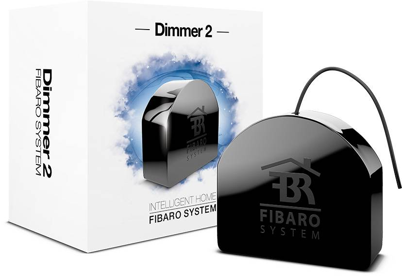 Fibaro Dimmer 2 Black