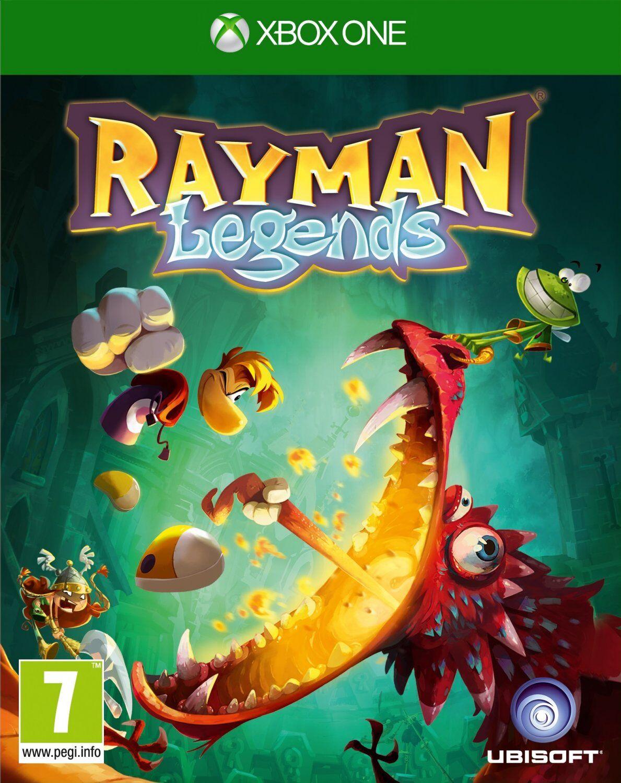 Ubisoft Rayman Legends Xbox One