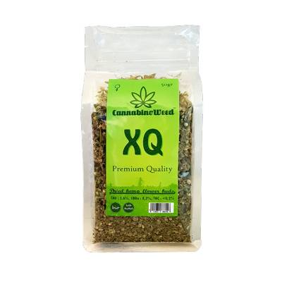 Cannabinoweed Chanvre pour tisane Cannabinoweed XQ (50 grammes)