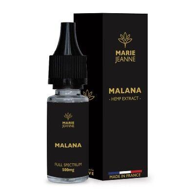 Marie Jeanne E-liquide MALANA au CBD 500 mg Full Spectrum (Marie Jeanne)