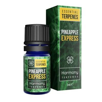 Harmony Terpènes de cannabis PINEAPPLE EXPRESS (5 ml) (Harmony)