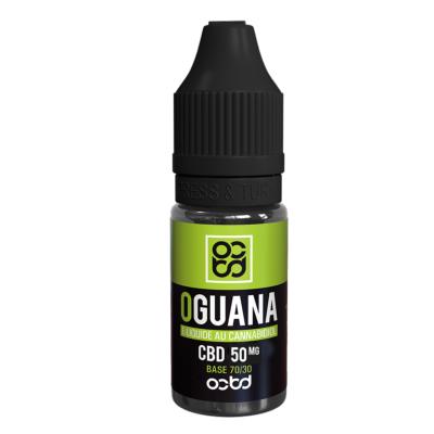 Hemptech E-liquide au CBD OGuana (OCBD / Hemptech)