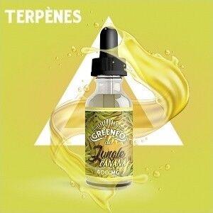 Greeneo E-liquide au CBD Jungle - Banana (Greeneo)