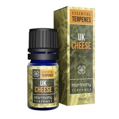 Harmony Terpènes de cannabis UK CHEESE (5 ml) (Harmony)