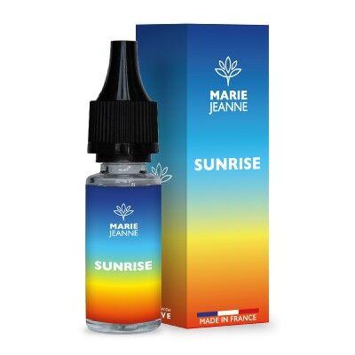 Marie Jeanne E-liquide CBD Sunrise (Melon, Ananas, Pêche) (Marie Jeanne)