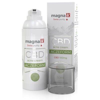 Magna GT Crème au CBD pour l'Acné (Aczeform)