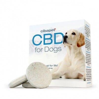 Cibdol Pastilles de CBD 4% pour chiens (Cibapet)