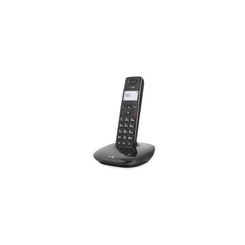 Doro Téléphone Sans fil DORO Comfort 1010 Noir