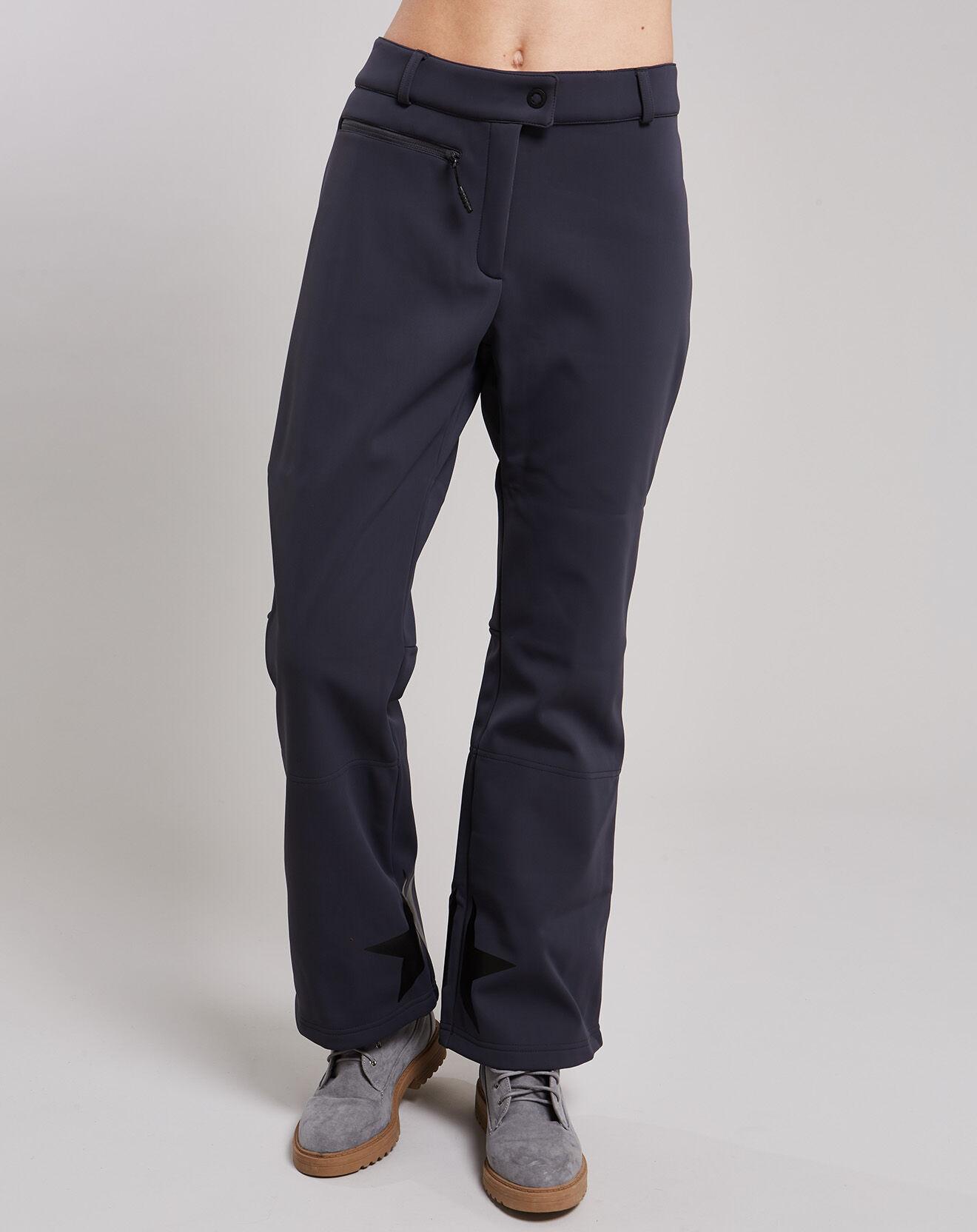 Rossignol Pantalon de ski Diamond Softshell gris foncé