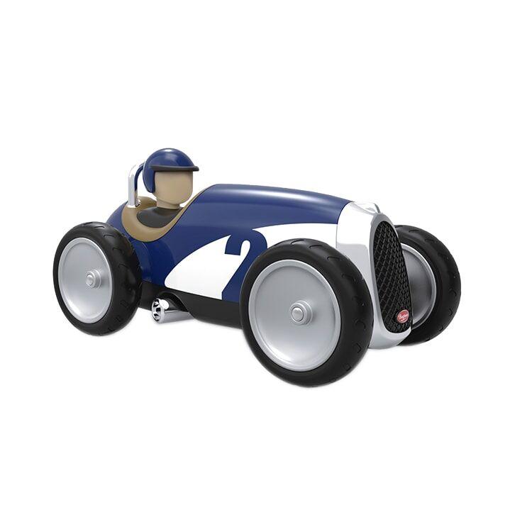 Baghera Petite voiture bleue