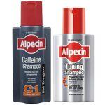 Duo shampooing Alpecin Tuning et shampooing de cafeine Alpecin Caffeine... par LeGuide.com Publicité
