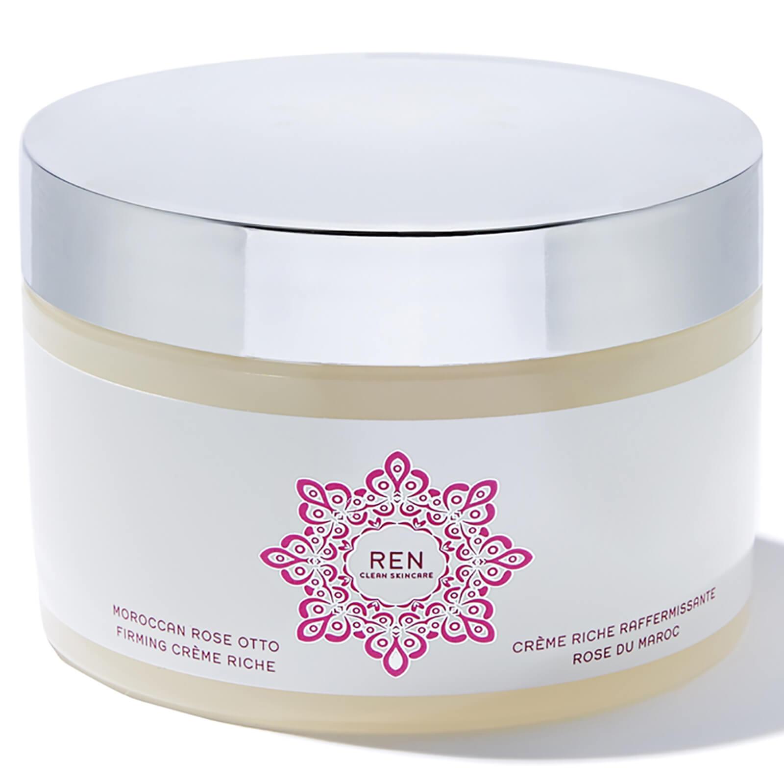 REN Clean Skincare Crème riche raffermissante REN Rose du Maroc (200ml)