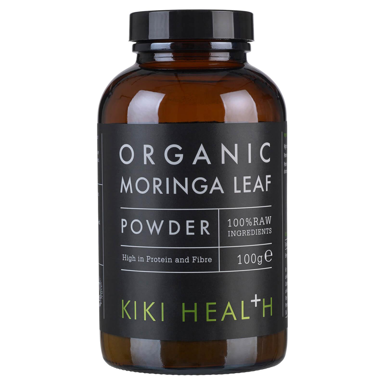 KIKI Health Poudre de Feuilles de Moringa Biologique KIKI Health 100 g