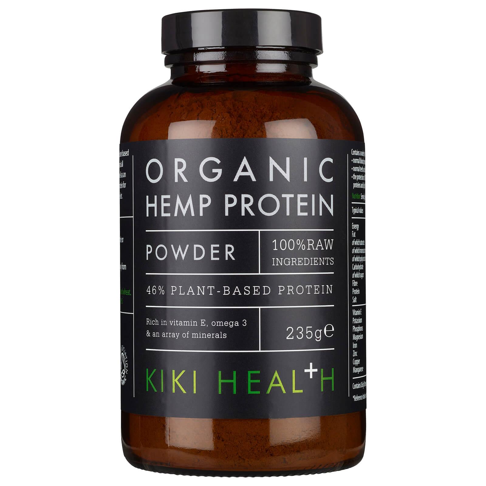 KIKI Health Poudre de Protéine de Chanvre Biologique KIKI Health 235 g