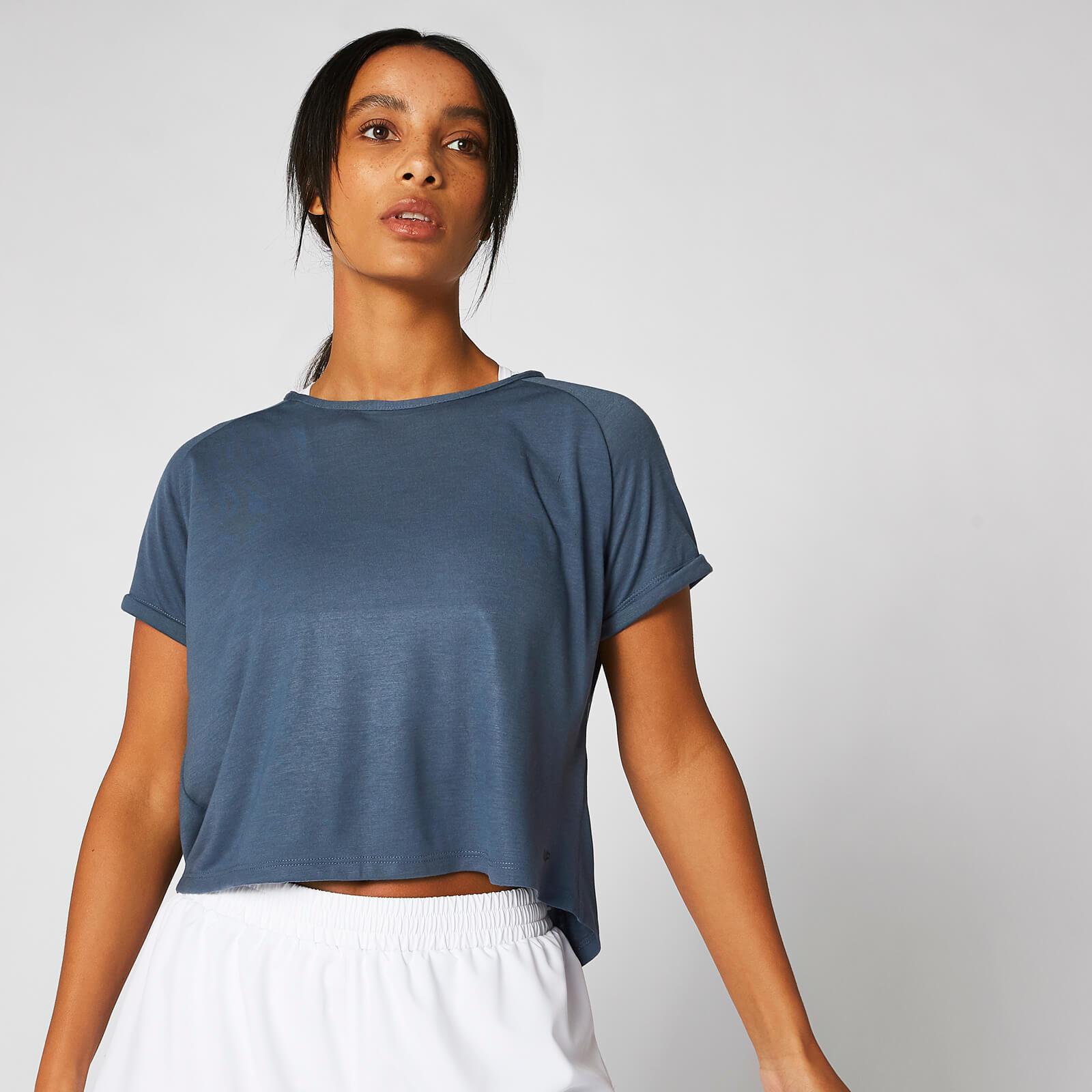 Myprotein T-Shirt Fly – Bleu Marine - L