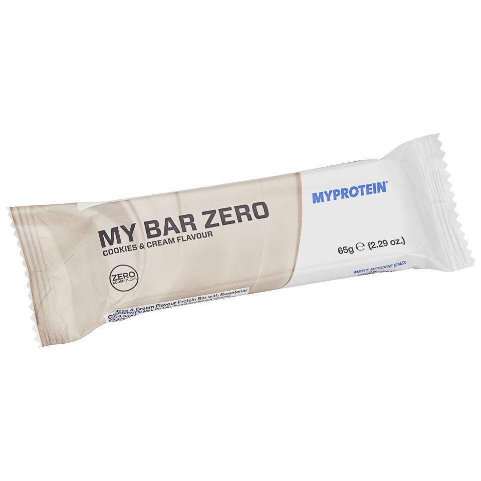 Myprotein Barre Protéinée Light (Échantillon) - 1Bar - Gâteau au fromage citronné