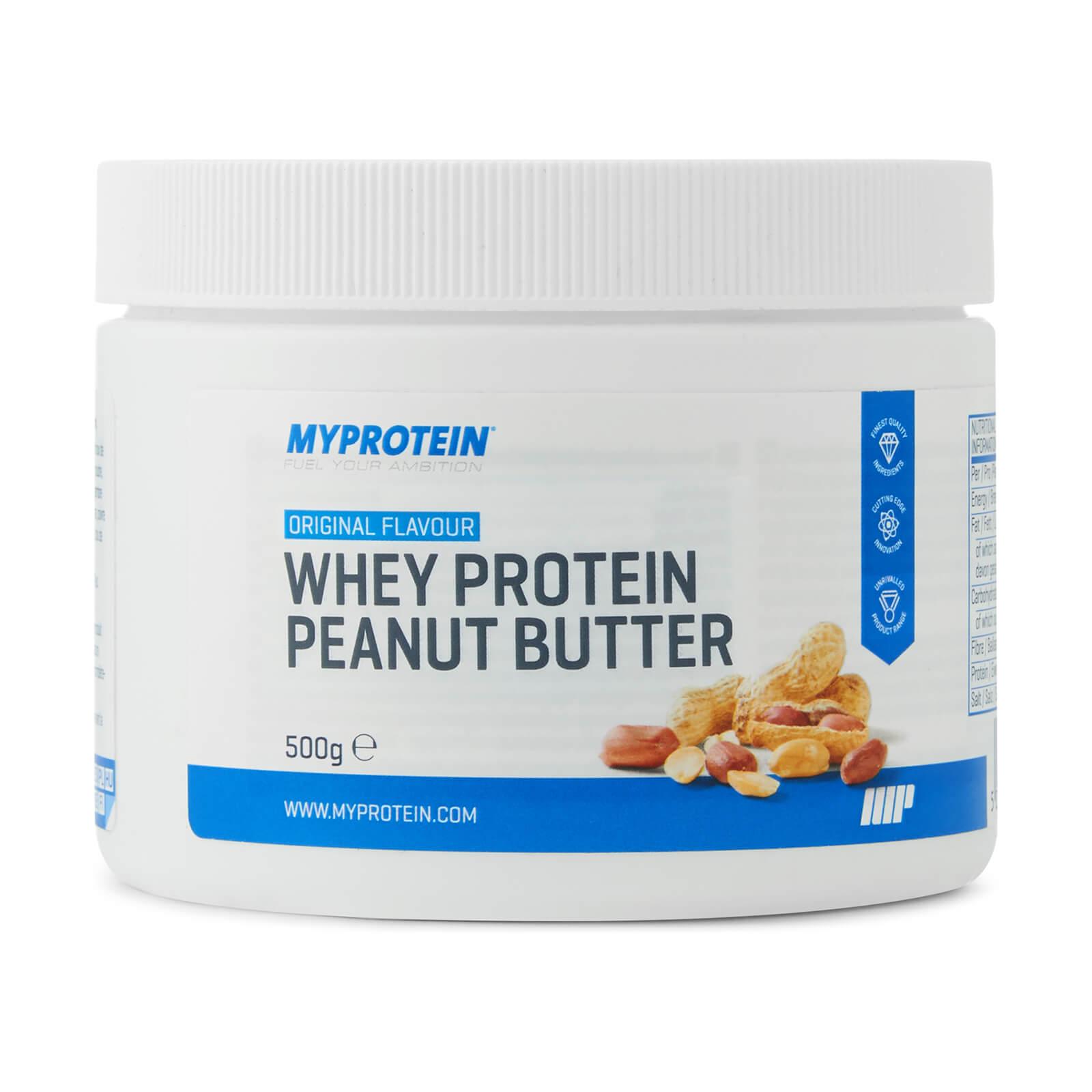 Myprotein Beurre de cacahuète protéiné - 500g - Original