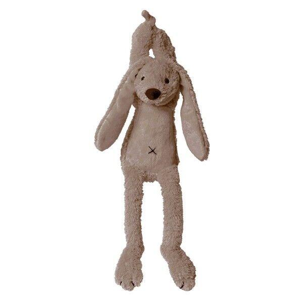 Happy Horses Doudou Lapin Richie Argile Musical Happy Horse - Doudou pour bébé