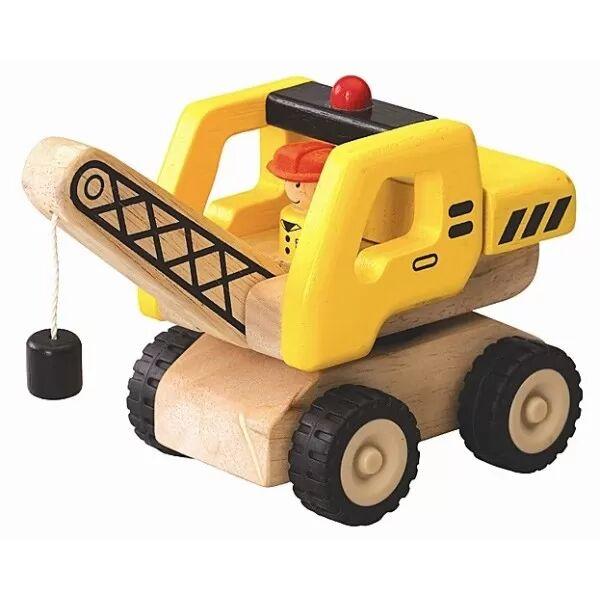 Wonderworld® Camion Grue Mini WonderWorld - Jouets en bois