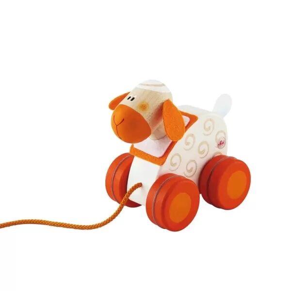 Sevi 1831 Mini jouet à traîner Mouton Sévi - Jouets en Bois