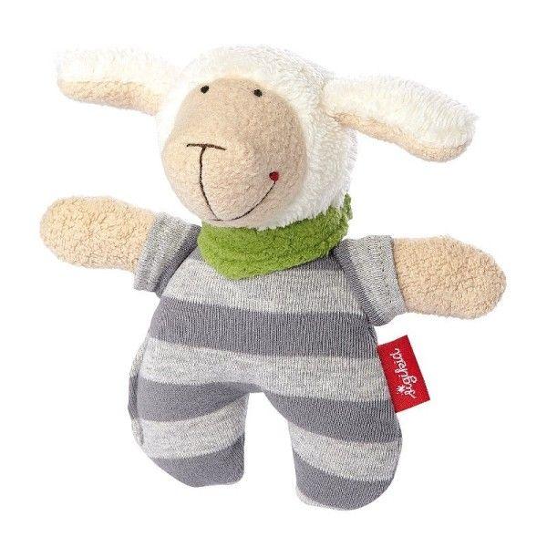 Sigikid® Hochet  Sigikid® Mouton Schaf 16 cm - Hochet bébé