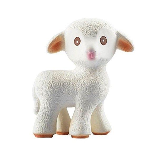 Caaocho® Jouet de dentition en Caoutchouc Naturel Mia l'agneau Caaocho® -