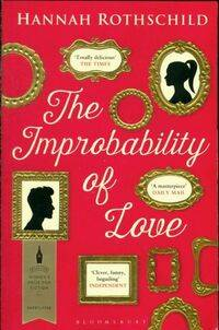 The improbability of love - Hanna Rothschild - Livre