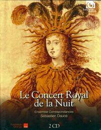 Le concert royal de la nuit (2 CD) - Collectif - Livre