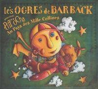 Les ogres de Baback : Pitt O Cha au pays des mille collines - Collectif - Livre