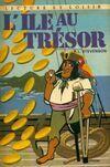 L'île au trésor - Robert Louis Stevenson - Livre