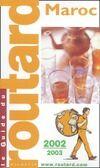 Maroc 2002-2003 - Collectif - Livre