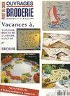 Vacances à voyager, bricoler et broder - Collectif - Livre