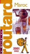 Maroc 2001-2002 - Collectif - Livre