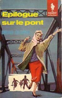 Epilogue sur le pont - Brian Cooper - Livre