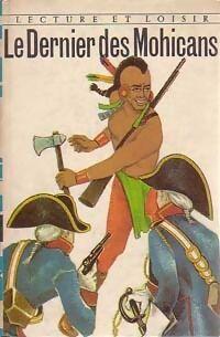 Le dernier des Mohicans - Francis Cooper - Livre
